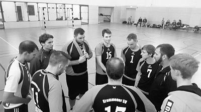 Foto zur Meldung: Volleyball - Kremmen zu Gast bei Freunden