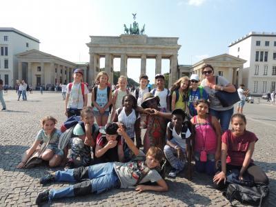 Vorschaubild zur Meldung: Classes 5a et 5b - Berlin entdecken