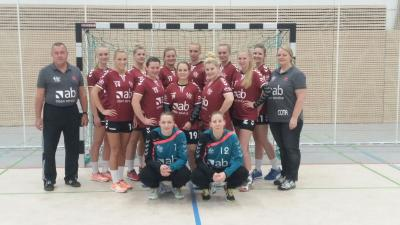 Foto zur Meldung: 1. Frauen - Fünftes Spiel in Folge ohne Niederlage