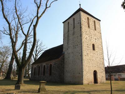 Foto zu Meldung: Kirche Werder vorgestellt