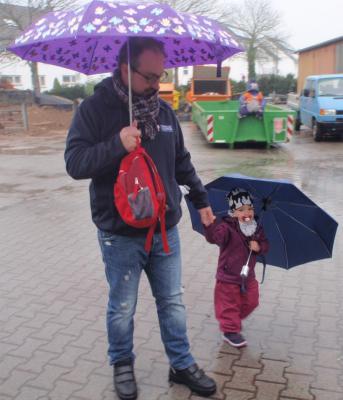 """Foto zur Meldung: Trotz Regen: """"Tag der sauberen Umwelt"""" war ein voller Erfolg"""