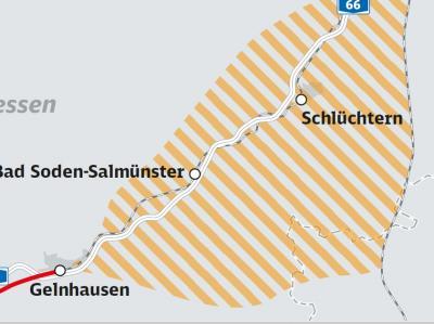 Foto zu Meldung: Informationsveranstaltung zur Eisenbahn Ausbau-/Neubaustrecke Hanau–Würzburg/Fulda