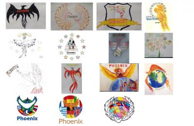 """Foto zur Meldung: Voting für Logo zum """"Phoenix"""" Erasmus+   -Projekt läuft"""