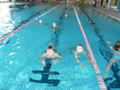 Foto zur Meldung: Schwimmlehrgang 2016