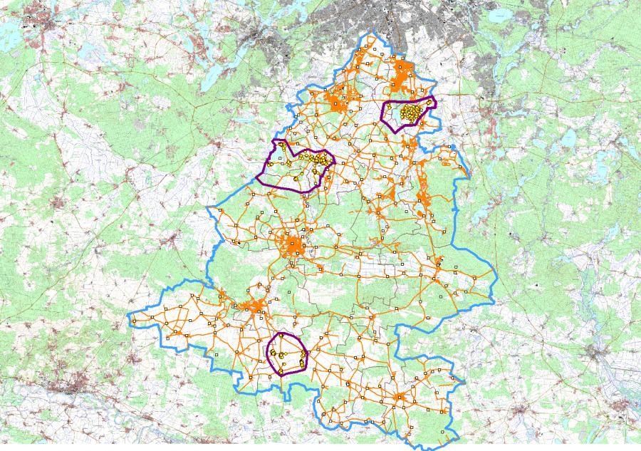 Pressemitteilung Des Landkreises Teltow Flaming Schutz Vor