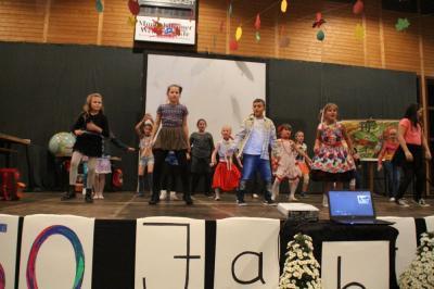 Foto zur Meldung: 50-jähriges Jubiläum der Georg-Hager-Schule