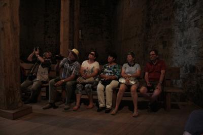 Foto zur Meldung: Nordostdeutsche Freundeskreise diesmal in Haldensleben zu Besuch