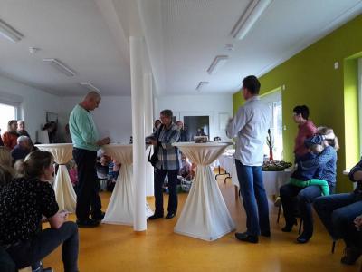 Foto zur Meldung: REGION: Erweitertes Netzwerkhaus in Groß Schauen eingeweiht