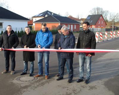 Foto zu Meldung: Hildburghausener Straße wieder befahrbar