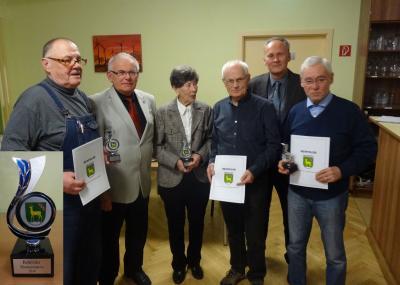 Foto zu Meldung: Ehrenamtspreise zum Sechsten