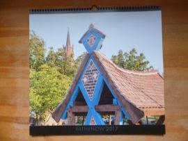 Foto zur Meldung: Rathenow-Kalender sind da