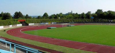 Foto zur Meldung: Mundorf-Stadion wird saniert
