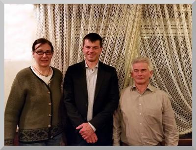 Foto zu Meldung: Bühren hat einen neuen Bürgermeister