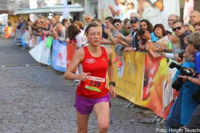 Foto zur Meldung: 10km-Mannschaft des LAZ Puma gehört zur deutschen Spitze