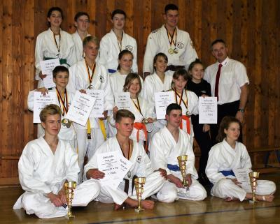 Foto zur Meldung: Ostdeutsche Meisterschaft der Kampfkünste