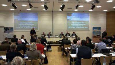 Vorschaubild zur Meldung: Klausurtagung des Landesbauernverbandes am Seddiner See