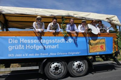 Foto zur Meldung: Anmeldung zum Hessentagsfestzug am 18. Juni 2017