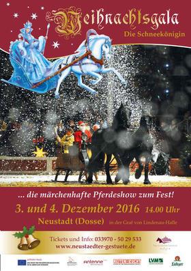 Foto zur Meldung: Weihnachtsgala Neustadt Dosse