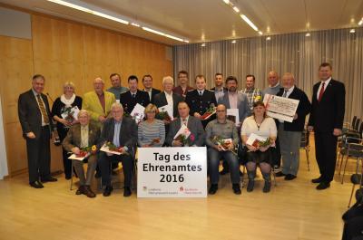 """Foto zur Meldung: Ein Rückblick auf den """"Tag des Ehrenamtes 2016"""""""