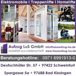 Lifte von Aufzug LuS GmbH