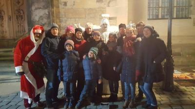 Foto zur Meldung: Christstollenturnier in Dresden