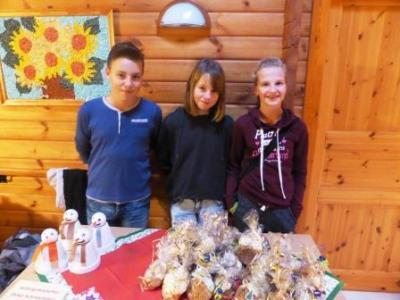 Foto zur Meldung: Vorweihnachtliche Töne in Königerode