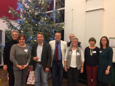 Foto zu Meldung: Brück hilft beim Zukunftsdialog Tolerantes Brandenburg