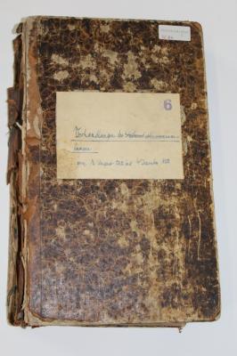 Foto zur Meldung: Aktenpatenschaften - Werde Pate für Akten, Chroniken und Urkunden der Stadt Jüterbog