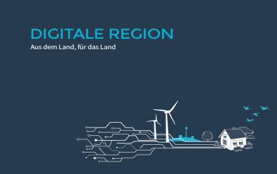 Foto zu Meldung: Chatbots und autonome Shuttles auf dem Land – Der Abschlussbericht der 11. Initiative Digitale Region