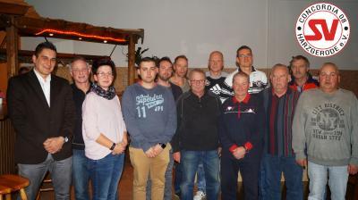Foto zur Meldung: Concordia08 wählt neuen Vereinsvorstand