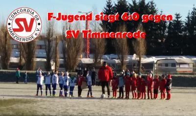 Foto zu Meldung: F-Jugend siegt 6:0 im letzten Punktspiel