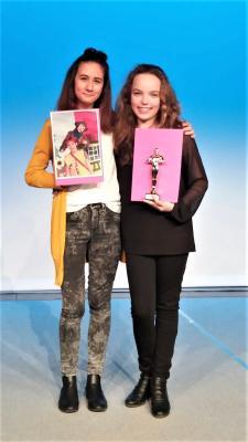 Foto zur Meldung: Oscar für doppelte Pippi Langstrumpf