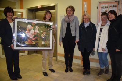 Vorschaubild zur Meldung: Eröffnung des Erweiterungsbaus des AWO Seniorenpflegezentrums in Wittenberge