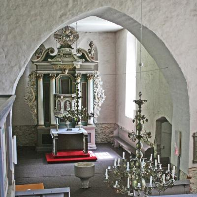 Foto zur Meldung: Kirche Rehfelde vorgestellt
