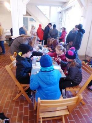 Foto zur Meldung: Adventswege Harzgerode
