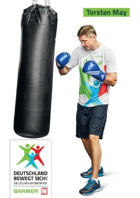 Foto zu Meldung: Box-Olympiasieger Torsten May kommt in die Huder Jahnhalle