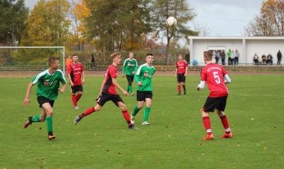 Foto zur Meldung: Jugendmannschaften beenden Hinrunde