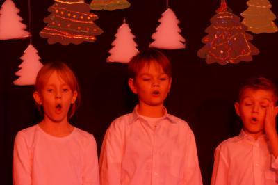 Foto zur Meldung: Das Weihnachtskonzert der Schule im Grünen Großsolt