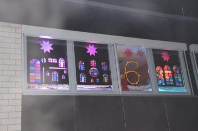 Foto zur Meldung: Adventsfenster