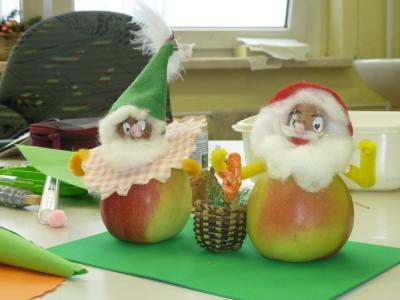 Foto zur Meldung: Erfolgreiche Weihnachtsprojekttage