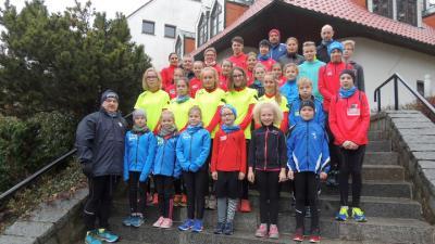 Foto zur Meldung: Tolles Trainingslager für Laager Kinder auf Usedom