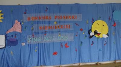 Foto zur Meldung: Gesangswettbewerb in Kunowice