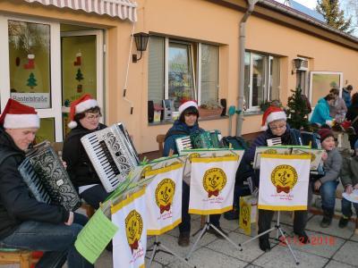 """Foto zur Meldung: Besinnliche Adventszeit in der Kita """"Flämingkinder"""" in Hohenseefeld"""