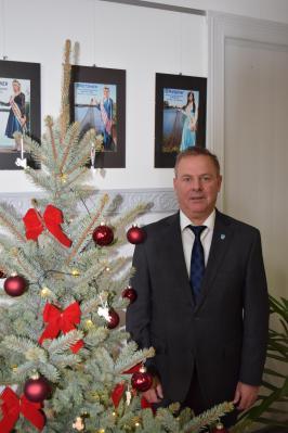 Foto zu Meldung: Weihnachts- und Neujahrsgrüße des Bürgermeisters