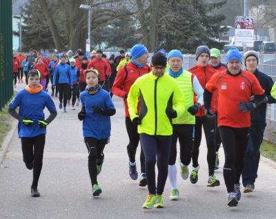 """Foto zur Meldung: """"VIACTIV"""" – Neujahrslauf eröffnet die Laufsaison"""