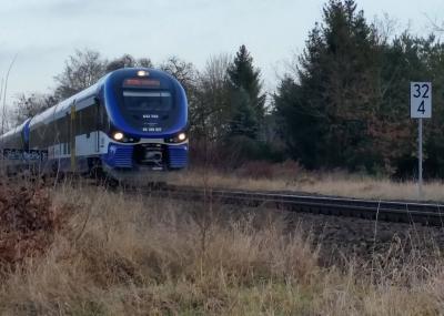 Foto zur Meldung: Vier neue Züge bestellt