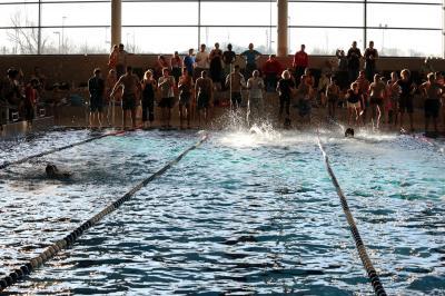 Foto zur Meldung: Schwimmwettkämpfe 2016