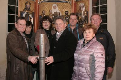 Foto zur Meldung: Restaurationsfinanzierung für Oppelhainer Orgel sicher