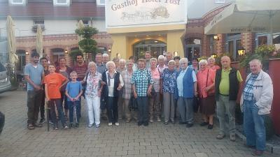 Vorschaubild zur Meldung: Senioren-Tagesausflug zur Burg Hohenzollern/Hechingen