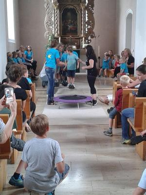 Vorschaubild zur Meldung: Kita Lagune Beimerstetten: Sommerfest